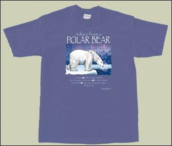 Advice from a Polar Bear, 3XL