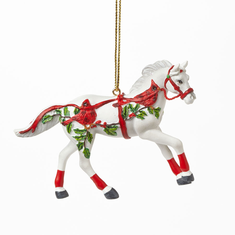 Ornament Christmas Canter Pony