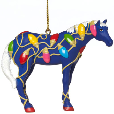 Tangled Ornament
