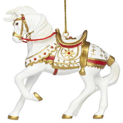 A Royal Holiday Ornament