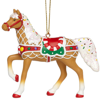 Sweet Treat Round-up Ornament