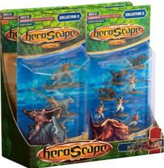HeroScape 8: Heroes of the Molten Sea